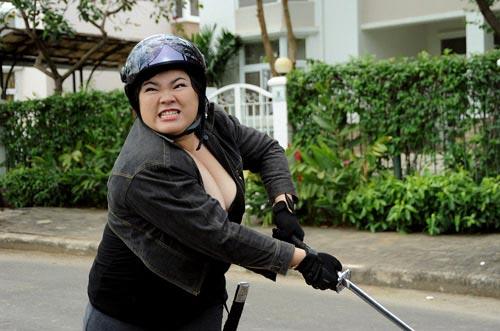 """""""Giải oan"""" cho diễn viên béo trên màn ảnh Việt - 2"""