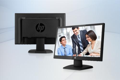 HP V194- Màn hình LED tiết kiệm năng lượng cho doanh nghiệp - 3