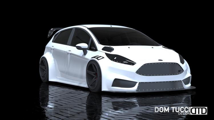 Điểm danh những chiếc hatchback đặc biệt của Ford tại SEMA - 6