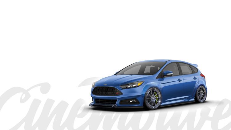 Điểm danh những chiếc hatchback đặc biệt của Ford tại SEMA - 4