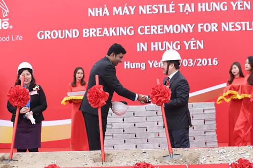 Nestlé đầu tư 70 triệu USD xây nhà máy mới tại miền Bắc - 2