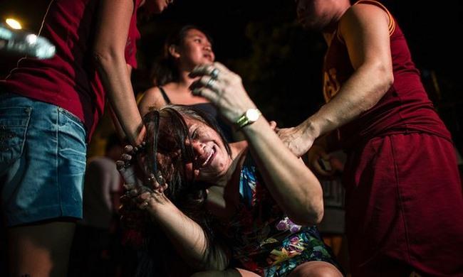 """Philippines: Nghị sĩ nhờ quốc tế điều tra vụ """"càn"""" ma túy - 3"""
