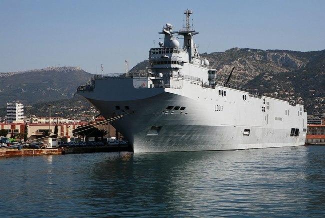 Nga mua 2 chiến hạm Pháp sản xuất với giá chỉ 1 USD? - 1