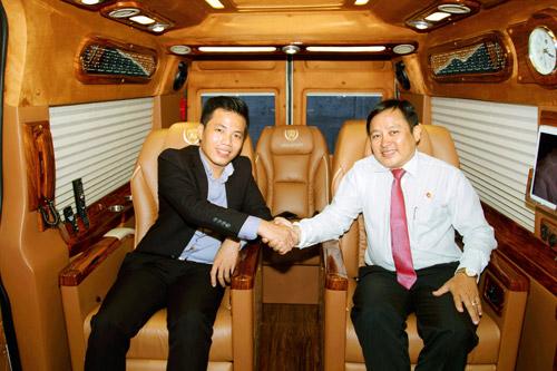 Ra mắt đội xe đưa đón tiêu chuẩn Limousine tại Resort Hòn Tằm - 4