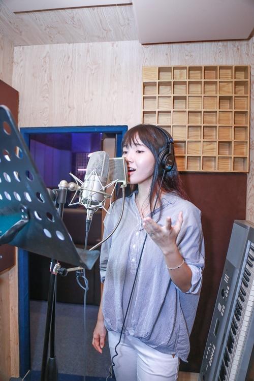 """Bất ngờ với giọng hát mộc của """"thánh nữ Bolero"""" Jang Mi - 5"""