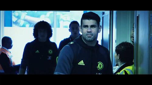 Đòn trừng phạt của Diego Costa - 2