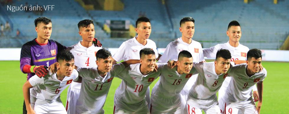 U19 Việt Nam và chiếc vé diệu kỳ tới World Cup [Đồ họa] - 1