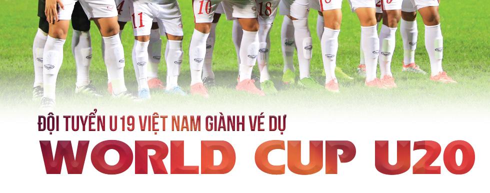 U19 Việt Nam và chiếc vé diệu kỳ tới World Cup [Đồ họa] - 2