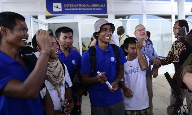 Con tin cướp biển Somalia kể lại ký ức kinh hoàng - 1