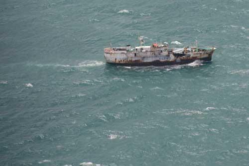 Con tin cướp biển Somalia kể lại ký ức kinh hoàng - 2