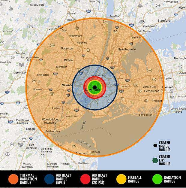 5 tên lửa Satan Nga đủ sức san phẳng bờ đông Mỹ - 2