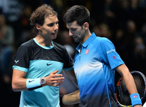 """Tennis 24/7: Nadal tranh thủ """"đá xoáy"""" Djokovic - 1"""