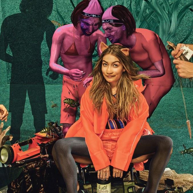 "Gigi - Kendall lọt danh sách  ""thảm họa photoshop"" - 6"
