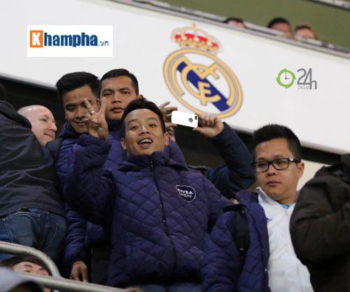 Cầu thủ phong trào Việt Nam làm khách VIP ở Real Madrid - 10