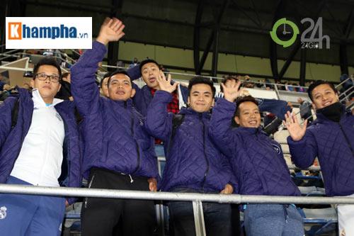 Cầu thủ phong trào Việt Nam làm khách VIP ở Real Madrid - 12