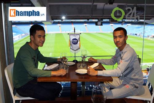 Cầu thủ phong trào Việt Nam làm khách VIP ở Real Madrid - 3