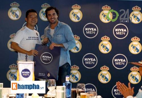 Cầu thủ phong trào Việt Nam làm khách VIP ở Real Madrid - 4