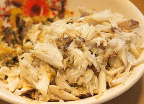 Súp cua măng tây, món khai vị cực chất - 1
