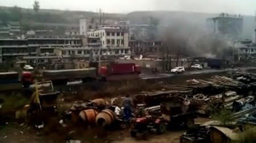 TQ: Nổ kinh hoàng khiến 7 người chết, 95 người bị thương - 5