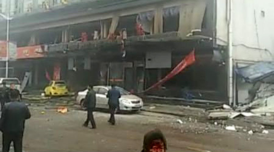 TQ: Nổ kinh hoàng khiến 7 người chết, 95 người bị thương - 4