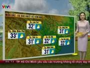 Dự báo thời tiết VTV 24/10: Tây Nguyên, Nam Bộ tiếp tục có mưa