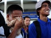 Thế giới - Cướp biển Somalia thả con tin người Việt sau gần 5 năm
