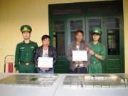 """An ninh Xã hội - Hai người Lào """"ôm"""" 69 bánh heroin sang VN tiêu thụ"""