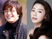 44 tuổi, Bae Yong Joon đón con trai đầu lòng