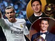 Ronaldo dẫn đầu 5 ứng viên đầu tiên tranh QBV 2016