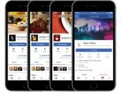 Công nghệ thông tin - Facebook cập nhật hàng loạt chức năng mới trên iOS