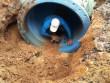 Vỡ đường ống nước ở SG, hàng nghìn hộ dân bị ảnh hưởng