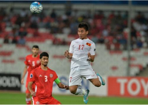 Chất Đức trong kỳ tích U19 Việt Nam - 2
