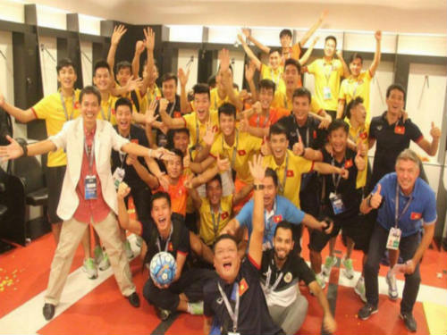 Chất Đức trong kỳ tích U19 Việt Nam - 1