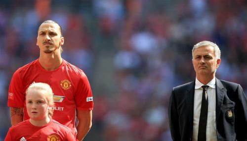 """MU: Ibrahimovic, """"gã khổng lồ"""" đang mơ ngủ - 2"""