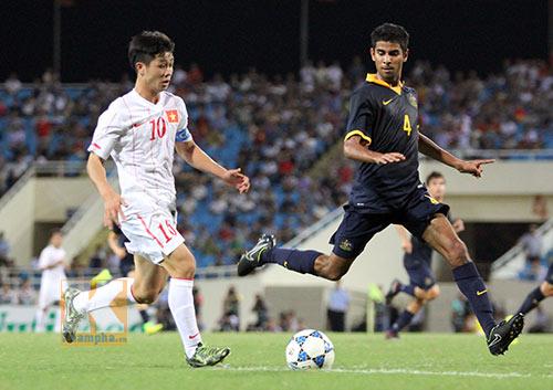 U19 Việt Nam dự World Cup: Thăng hoa nhờ bầu Đức, Công Phượng - 1
