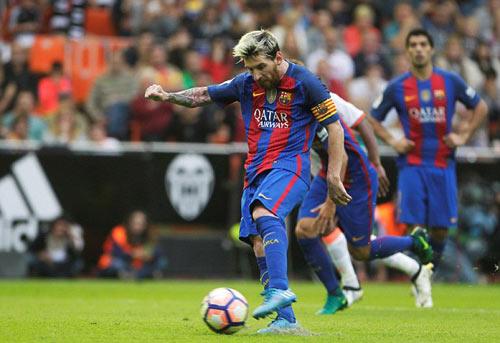 Đầy đủ 30 ứng viên QBV: Toát mồ hôi chờ Messi - 1