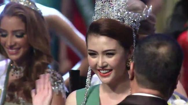 Ngọc Duyên bất ngờ đăng quang Nữ hoàng sắc đẹp toàn cầu - 4