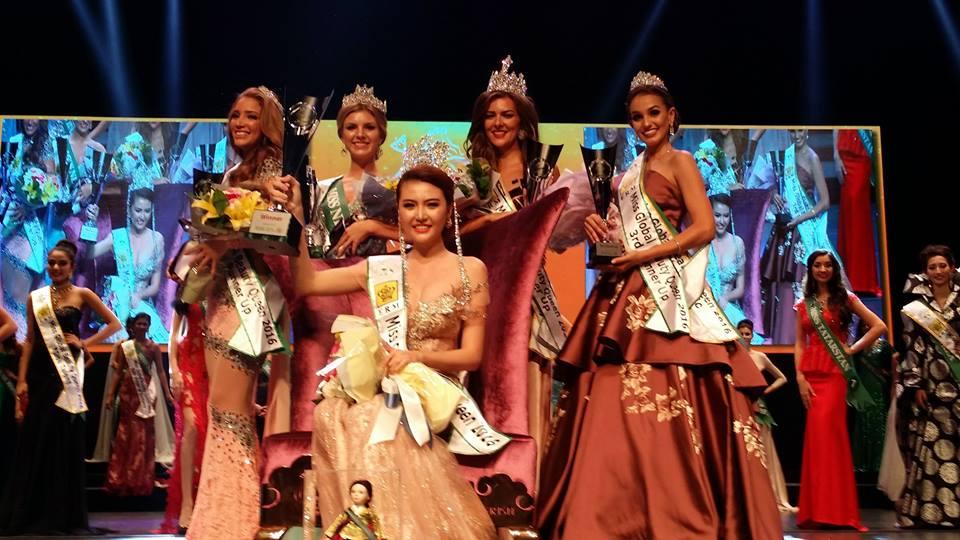 Ngọc Duyên bất ngờ đăng quang Nữ hoàng sắc đẹp toàn cầu - 6