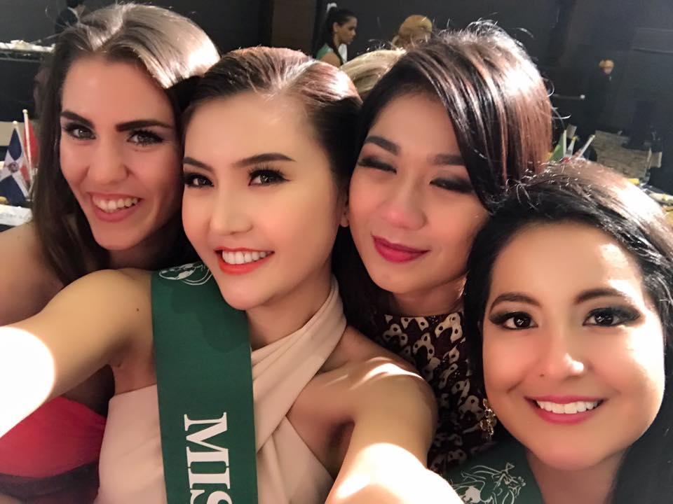 Ngọc Duyên bất ngờ đăng quang Nữ hoàng sắc đẹp toàn cầu - 8