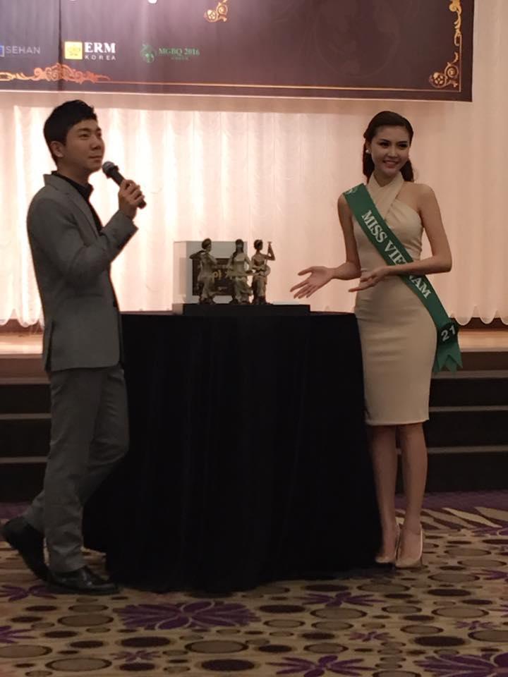Ngọc Duyên bất ngờ đăng quang Nữ hoàng sắc đẹp toàn cầu - 7