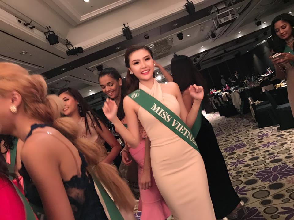Ngọc Duyên bất ngờ đăng quang Nữ hoàng sắc đẹp toàn cầu - 10