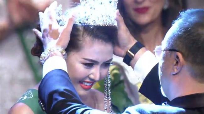 Ngọc Duyên bất ngờ đăng quang Nữ hoàng sắc đẹp toàn cầu - 3