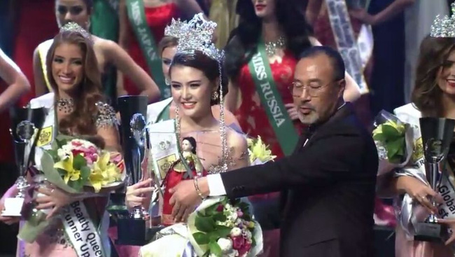 Ngọc Duyên bất ngờ đăng quang Nữ hoàng sắc đẹp toàn cầu - 5