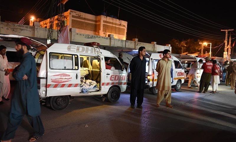 IS tấn công trường cảnh sát Pakistan, 50 người thiệt mạng - 2