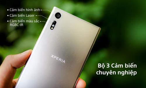 Xperia XZ – chiến binh mạnh mẽ của Sony - 2