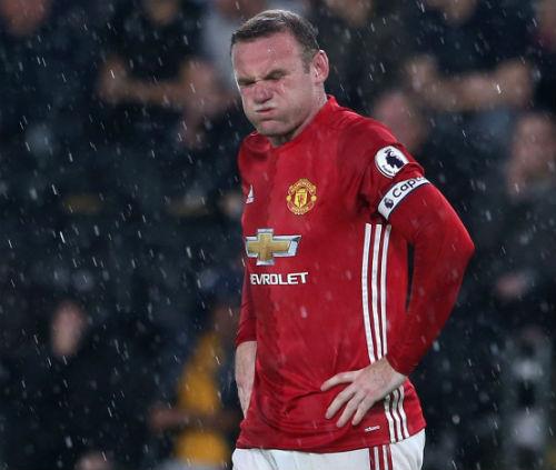 Mourinho chơi bài ngửa, khuyên Rooney rời MU - 2