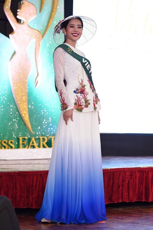 Nam Em giành giải vàng Hoa hậu ảnh Miss Earth - 3