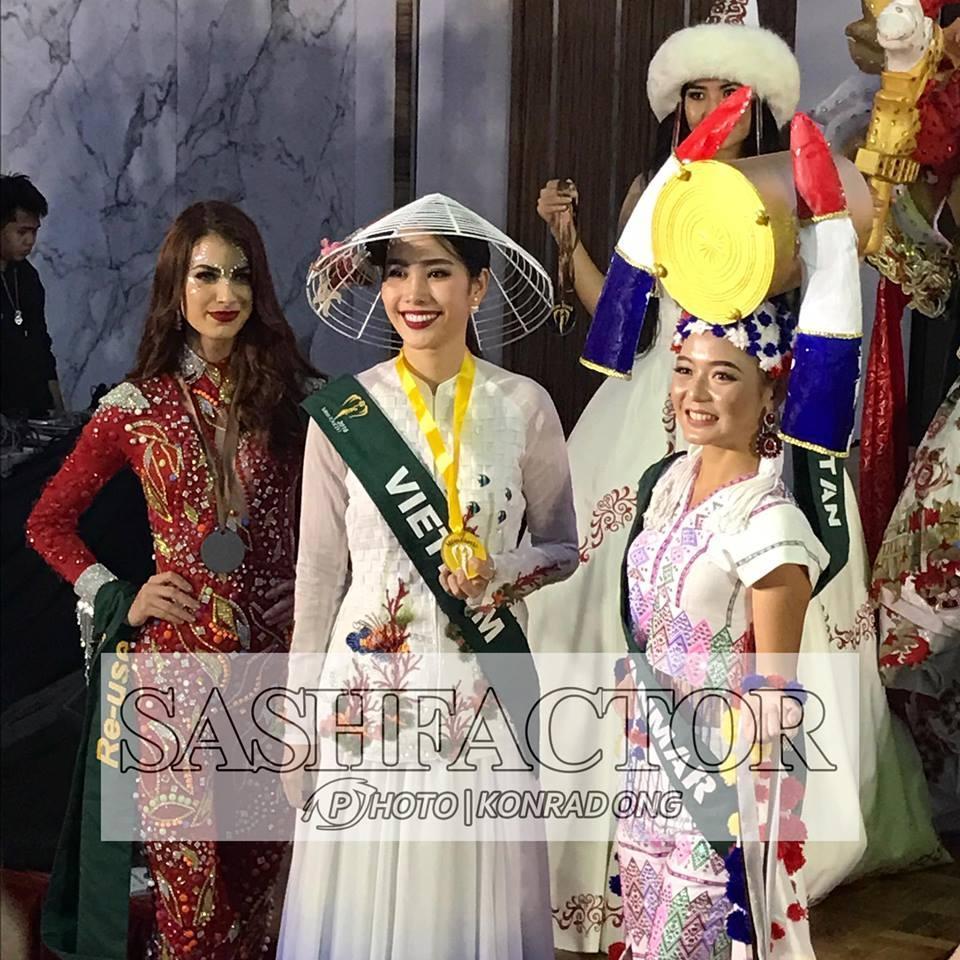 Nam Em giành giải vàng Hoa hậu ảnh Miss Earth - 4