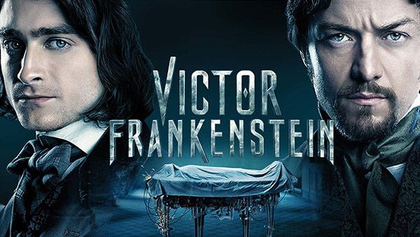 Trailer phim: Victor Frankenstein - 1