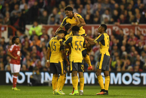 "Arsenal - Reading: ""Pháo"" sẽ rền vang (League Cup) - 1"